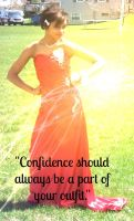 Confidence by beauty-is-a-beast
