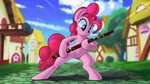 Pinkie-Bassoon-Smile by January3rd