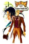 Games with Me Omnibus Cover by OptimisticVoodoo