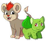 Shiny Trade by MaggienToby