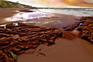 Bartlett's Beach NSW by BeauNestor