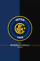 FC Inter - Wallpaper 4 iPhone by lo0gie