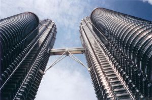 Worlds tallest buildings by mike-zephyr