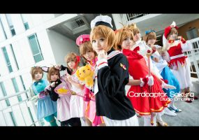 Cardcaptor Sakura Final Act by YukiChristy