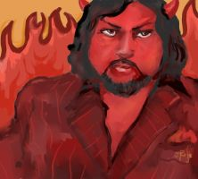 Big Rob as the Devil by Jodee