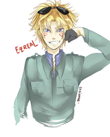 League of Legends Ezreal Own Style by Enzianne