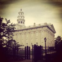 Nauvoo Illinois Temple by firstfooter