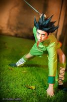 Gon - Hunter x Hunter by Alexander-IKKYSKY