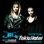 VOTE FOR TOKIO HOTEL! by DysfunctionalHuman