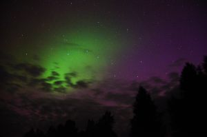 Northern lights by keillly