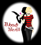 That's It, I'm Caught~...! Or Not. ~ Bloody Merill by AkumaCursed