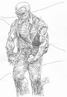doc savage by lilmikeegee