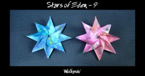 Stars of Eden - 9 by wolbashi