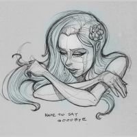 Hate to say goodbye by gelipe