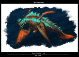 Deep Sea Dragon by randolfo
