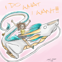 I do what i want! by DarkDragonTanis