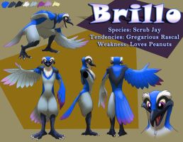 Brillo by FablePaint