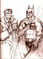 Happy New Year from Gotham! by MisterHydesSon