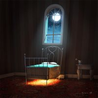Bed Lights by Yaroslav
