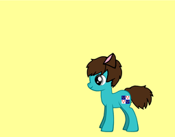 Picardie as a pony by nogirl70