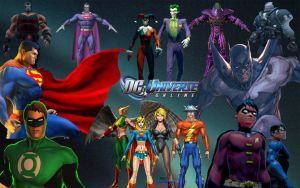 DC Universe Online jam by Xionice