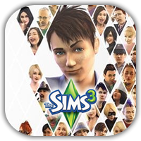 The Sims 3 Game Icon by Wolfangraul