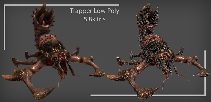 Trapper Low Poly (Tremulous) by Dandoombuggy