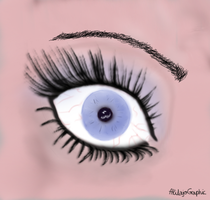 Eye by AkilajoGraphic