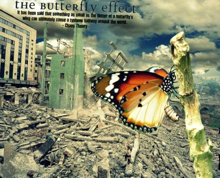 The Butterfly Effect by Melciah1791
