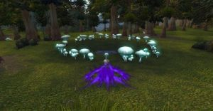 Fairy Ring Mystery? by UNDEADWARRIOR7411