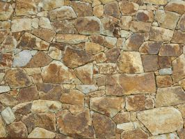 Stone Wall 004 - HB593200 by hb593200