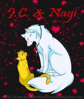 :AT: J.C. and Nagi :animated: by AnarchyWolfKira