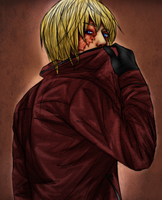 DN: Mello by Chii-Kawaii-Chan