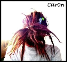 My dreadlocks by citr0n