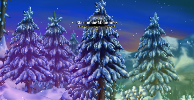 1001 Video Game Songs: Blackmoor Mountains by DragonKnight92