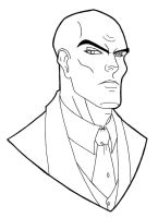 Lex Luthor by Corey-Lee