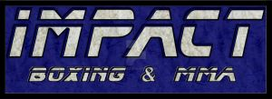 Impact Boxing and MMA logo official by DubleDz