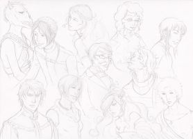 11 people -Soluce- by Ludimie