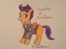 Scoot gift by TheGreat-Powerful-Oz