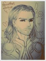 [FA] Thor by seirenity