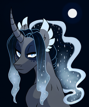 Moon Child by Lopoddity