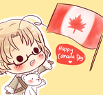 Canada Day~ by EmoDetectiveEspada