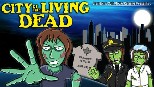 Brandon's Movie Reviews - City of the Living Dead by earthbaragon