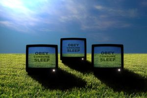 OBEY, CONSUME and SLEEP by Royak