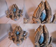 Plush Starcraft II Gateway by Pharaun22