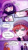 GaaHina Short ~ Lesson 1: Learn to Smile ~ Page 5 by ChibiStarChan