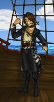 First Mate Rinaldo by OhSadface