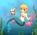 Macurris, The Little Mermaid by AntaresPuchu