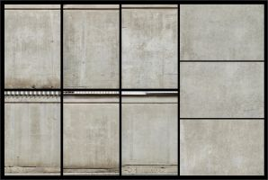 Texture Set - Concrete by AGF81
