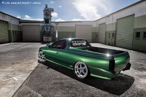'envy with green' by autoshotz